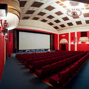 Кинотеатры Орлика