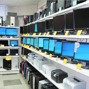 Компьютерные магазины Орлика