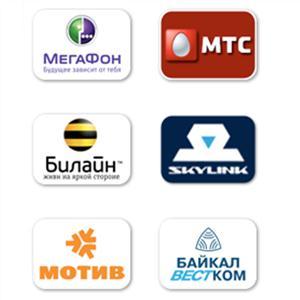 Операторы сотовой связи Орлика