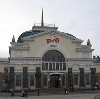 Железнодорожные вокзалы в Орлике