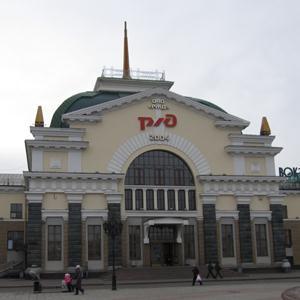 Железнодорожные вокзалы Орлика